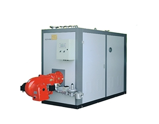ZWNS系列卧式燃气真空热水锅炉