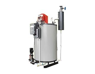 LSS系列立式全自动燃气(油)蒸汽锅炉