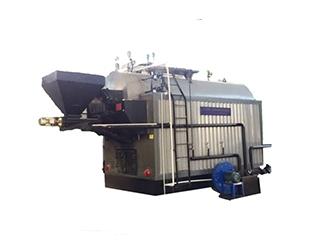DZG系列固定炉排燃生物质蒸汽锅炉