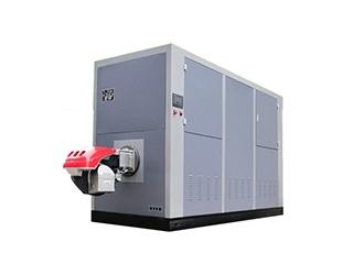 CWNS卧式燃气常压热水锅炉