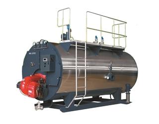 WNS系列卧式燃气(油)蒸汽锅炉